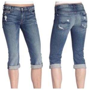 🌟7 For All Mankind Josefina Crop Skinny Jeans🌟